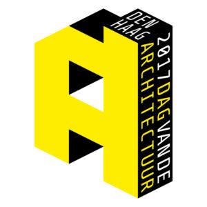 logo Dag van de Architectuur Den Haag 2017