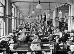 werkvloer 1935