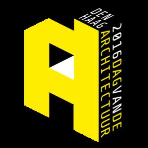 logo dag van de architectuur den haag