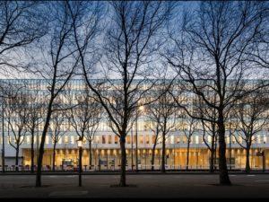 Gebouw Hoge Raad van Kaan Architecten