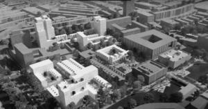 Stedenbouwkundig plan regentesse zuid
