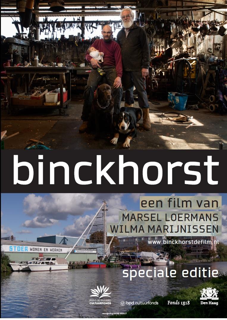 affiche documentaire binckhorst speciale editie