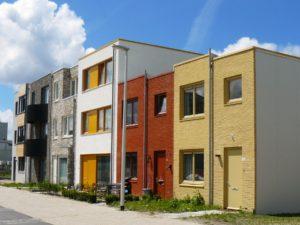 zelfbouw woningen Isabellaland