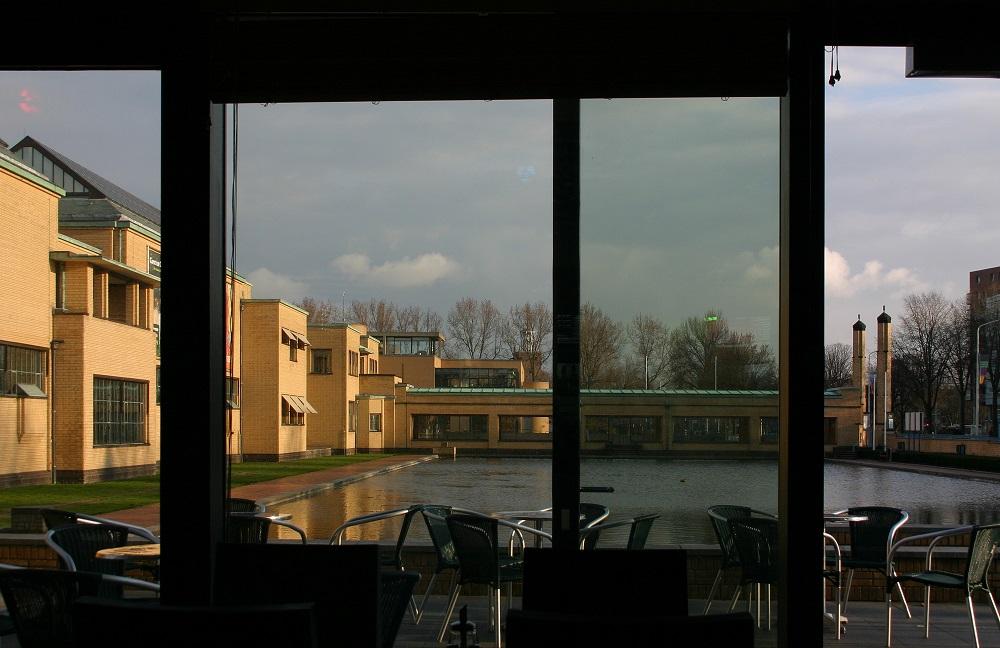 gemeentemuseum Den Haag architectuursstijl Nieuwe Haagse School