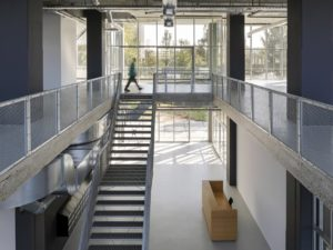the New Farm nieuw interieur door Corine Keus Architect