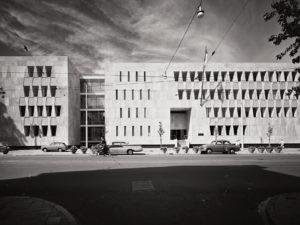 voormalige merikaanse ambassade in den haag