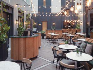 hotel staybridge ontwerp Mulderblauw