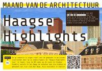 dag van de architectuur 2020 poster den haag